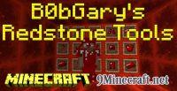 B0bGarys-Redstone-Tools-Mod