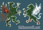 Bataille de Gryffins Map
