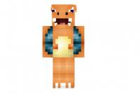 Charizard-skin