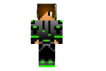 Cool Creeper Skin