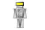 Cool Iron Robot Skin