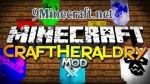 CraftHeraldry Mod 1.7.10/1.6.4/1.5.2