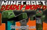 Deadly World Mod 1.7.10/1.6.4/1.5.2