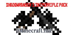 Flans-ShadowRangers-Sniper-Rifle-Pack-Mod