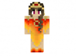 Goddess Of Fire Skin
