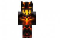 Magma-lord-skin