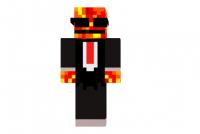 Magma-spy-skin