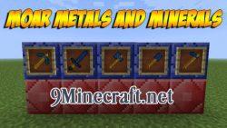 Moar-Metals-and-Minerals-Mod