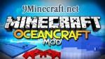 OceanCraft Mod 1.7.10/1.7.2/1.6.4