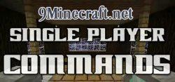 Single-Player-Commands-Mod