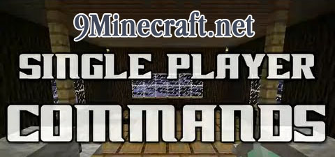 Single Player Commands - 9Minecraft Net