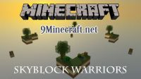 Skyblock-Warriors-Map