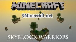 Skyblock-Warriors-Map