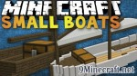 Small Boats Mod 1.7.10/1.6.4