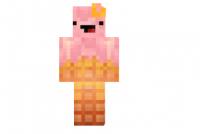 Strawberry-honey-ice-skin