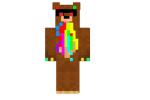 Super Bear Skin