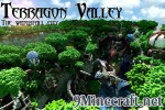 Terragon Valley Map
