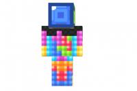 Tetris-skin