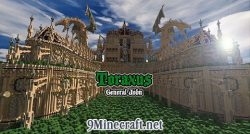 Toraxus-Map
