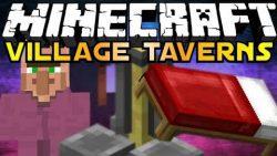 Village-Taverns-Mod