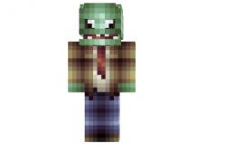Zombie-skin