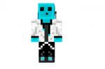 Blue Slime12344 Skin