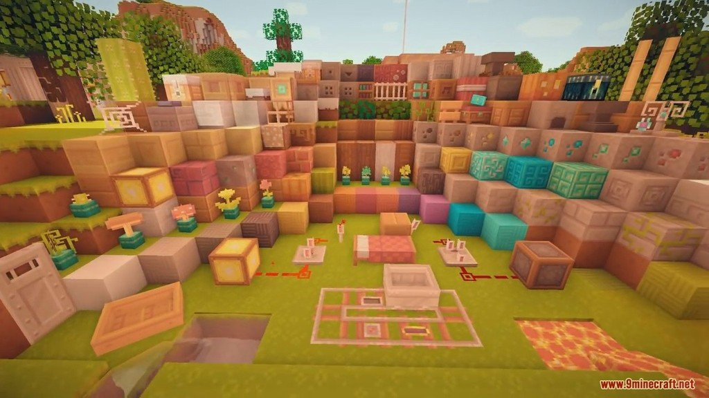 Dandelion Resource Pack 1.13.2/1.12.2 [Compatible with Mods ...