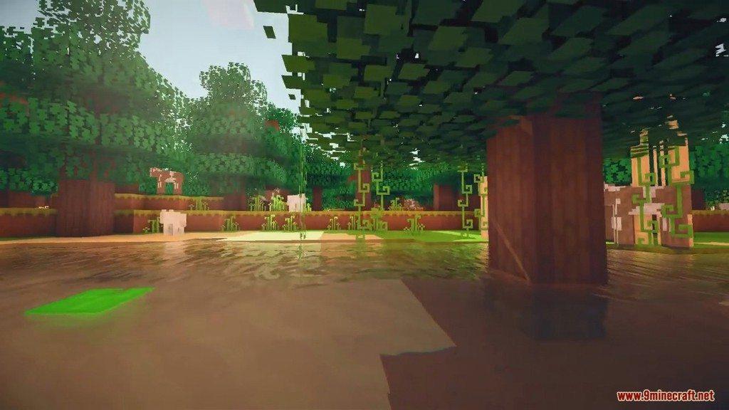 Dandelion Resource Pack Screenshots 7