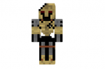 Dead Warrior Skin