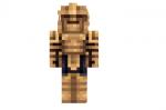 Dwarven Armor Skin