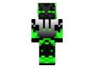 Emerald Ender Skin