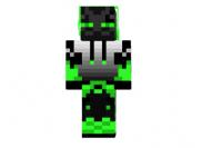 Emerald-ender-skin