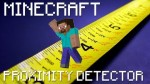 Entity ProximityDetector Mod 1.7.5