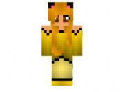Golden-wolf-skin