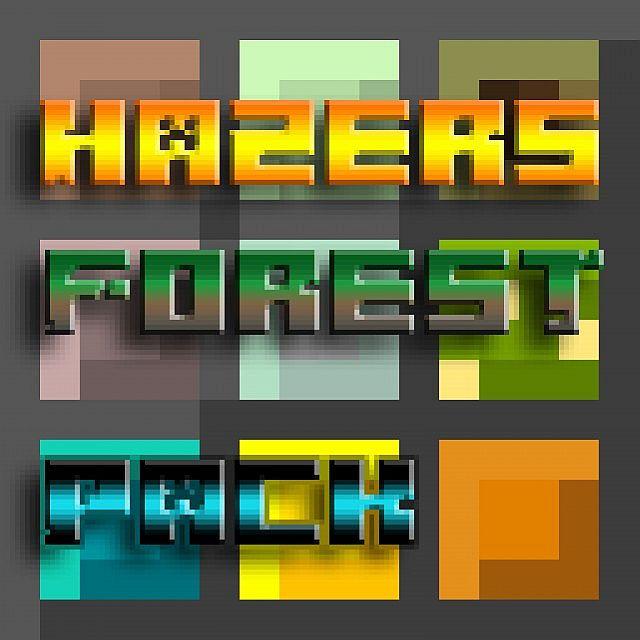 Hazers-forest-texture-pack