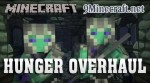 Hunger Overhaul Mod 1.6.4/1.5.2