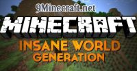 Insane-World-Generation-Mod