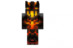 Lava-monster-skin