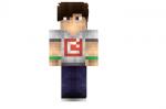 Logo Guy Skin