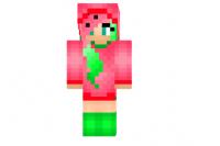 Melon-girl-skin