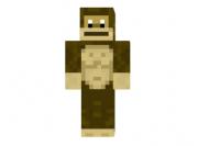 Monkey-skin