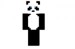 Panda Skin