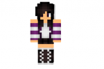 Purple-ombre-girl-skin