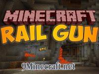 Rail-Guns-Mod