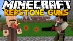 RedStone Handguns Mod 1.6.4/1.5.2