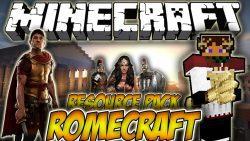 RomeCraft Resource Pack