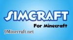 SimCraft Mod 1.6.4/1.5.2