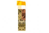 Torch-skin