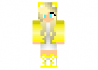 Yellow-panda-skin