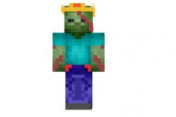 Zombie-king-skin